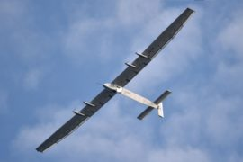Solar Impulse 2 отправился из Севильи в Каир