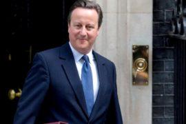 Что говорят о Дэвиде Кэмероне лондонцы?
