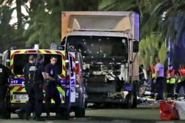 Теракт в Ницце: 84 погибших