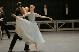 В Москву из Цюриха привезли балет «Анна Каренина»