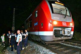 Бавария: 17-летний афганец ранил пассажиров поезда