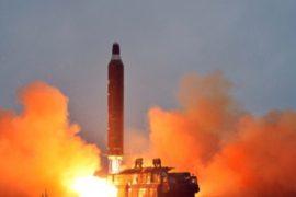 Сеул и Токио осудили запуск ракет Пхеньяном