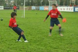 В Аргентине открылся летний лагерь ФК «Барселона»