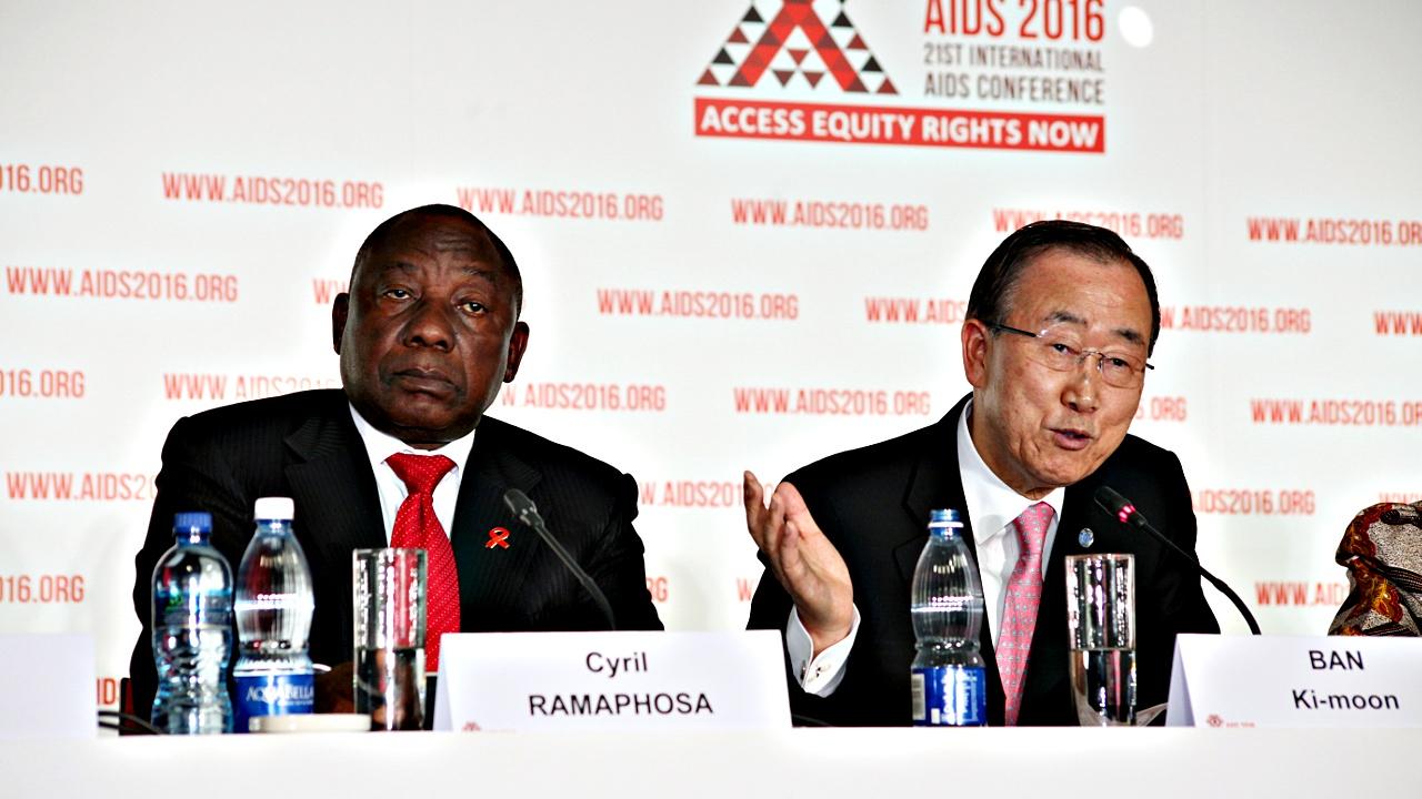В ЮАР открылась Международная конференция по СПИДу