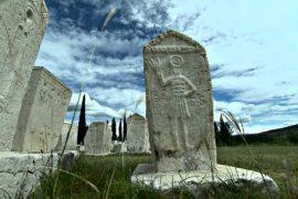 Средневековые надгробия стали Всемирным наследием
