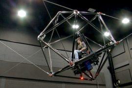 Новый робот переносит в виртуальное пространство