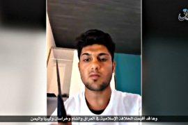 ИГИЛ опубликовало видео афганского террориста