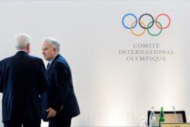 МОК отложил решение по отстранению России от Игр