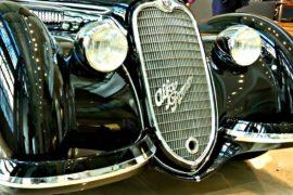 Легендарный Alfa Romeo 8C продадут за $15 млн