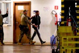 За предполагаемыми террористами в Бразилии следили