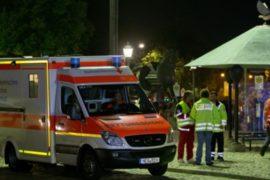 Взрыв в Германии осуществил 27-летний сириец