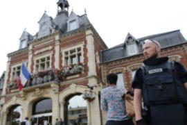 Франция: ответственность за захват церкви взяло на себя ИГИЛ