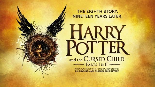 «Гарри Поттер и окаянное дитя» бьёт рекорды