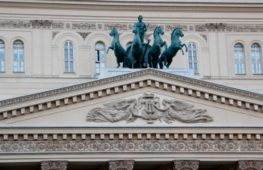 В Лондоне проходят гастроли балета Большого театра