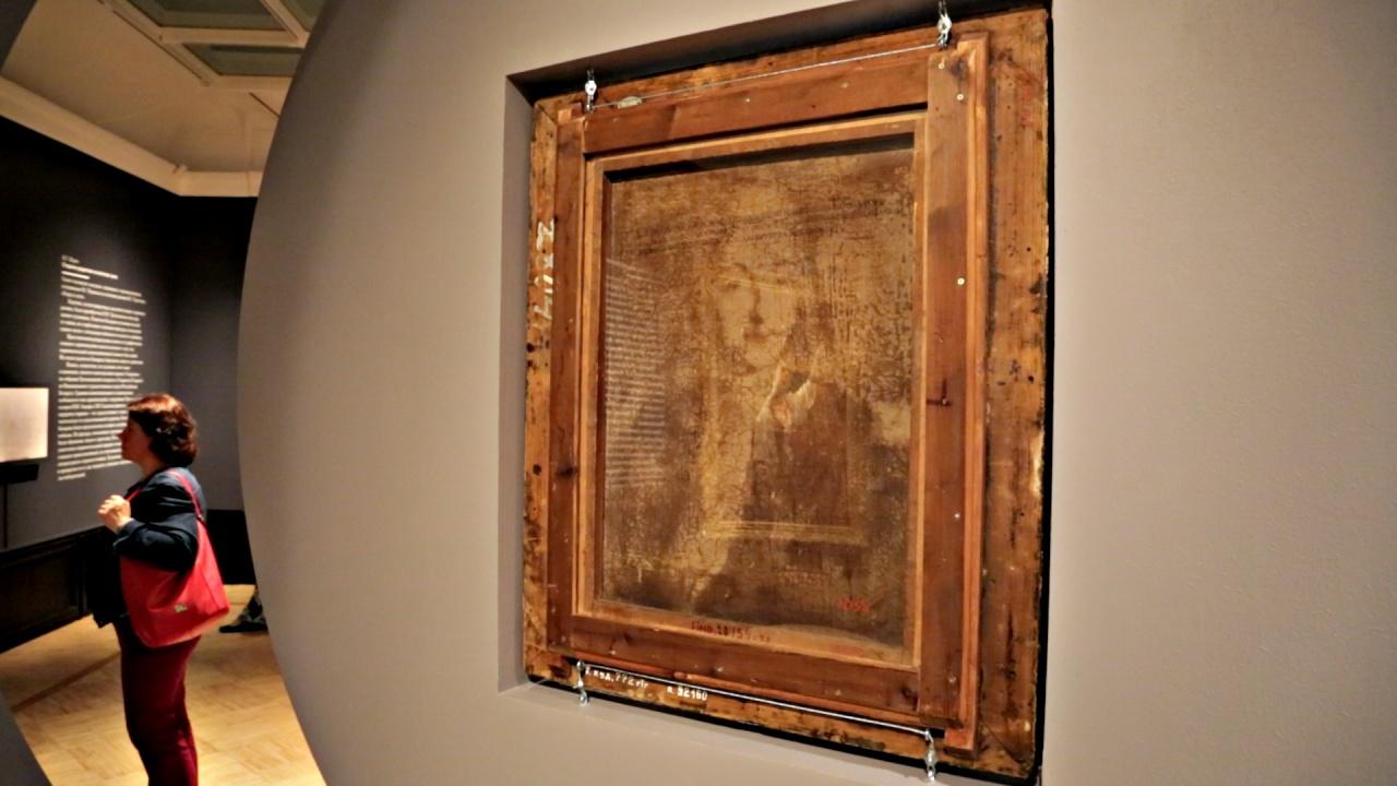 Тайнy картины Репина откроет Третьяковская галерея