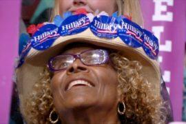 В США проходит съезд Демократической партии