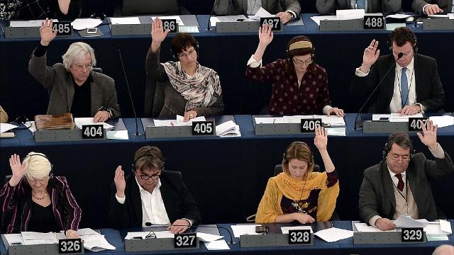 Европарламент принял декларацию против изъятия органов в Китае