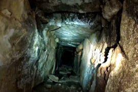 Под храмом майя обнаружили тоннель в загробный мир