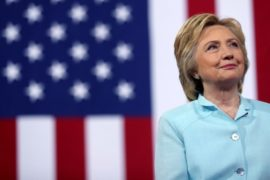 Клинтон – официальный кандидат в президенты США