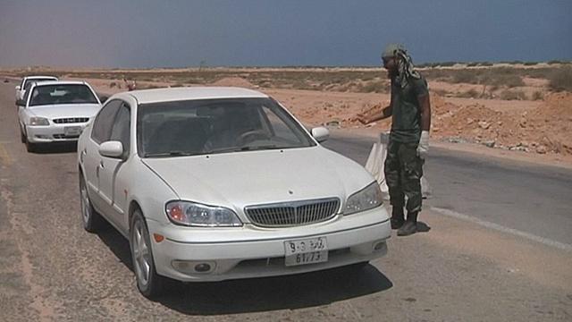 Ливийцы возвращаются в Сирт, освобождённый от ИГ