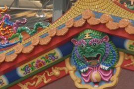 Тайванский завод поставляет готовые храмы