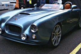 Bristol Cars выпустила спорткар в стиле ретро