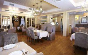 ресторан на 50 посадочных мест и VIP-зал на 16 гостей