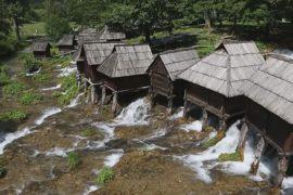 В Боснии восстанавливают водяные мельницы