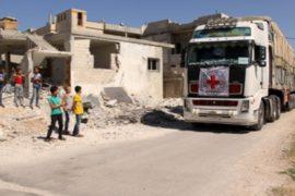 Сирия: гумпомощь, авиаудары и восстановление