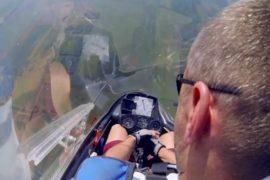Лучшие пилоты планеров состязались в Венгрии