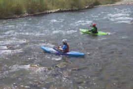 Каякеры из Европы покоряют пороги афганской реки