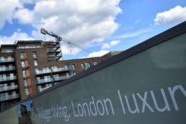 Великобритания: спад в строительстве после «брексита»