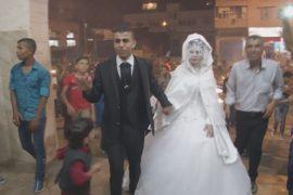 В Газу возвращаются пышные свадьбы