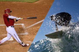 В программу Игр-2020 включили бейсбол и сёрфинг