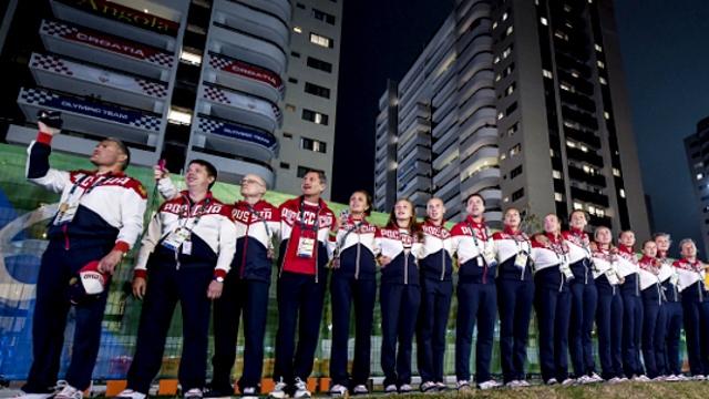 Россию на Олимпиаде представит 271 спортсмен
