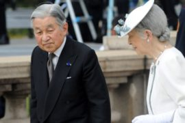 Японский император намекнул на своё отречение