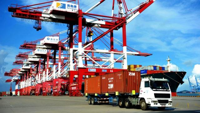 Китайский импорт сократился в июле