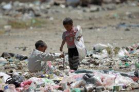 Йемен погрузился в гуманитарный кризис из-за войны