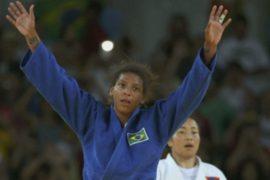 В фавеле гордятся победой бразильской дзюдоистки
