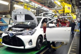 Япония: сектор машиностроения получил больше заказов