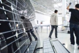 В Косово начали делать солнечные панели на заводе