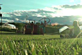 Танцоры дают концерты на фермах Вермонта