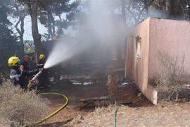 Жители пригродов Марселя оценивают ущерб от лесных пожаров