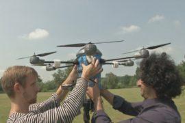 Афганец создал дрон для обезвреживания наземных мин