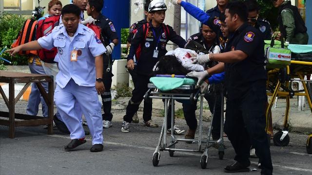 Таиланд: серия взрывов в течение двух дней