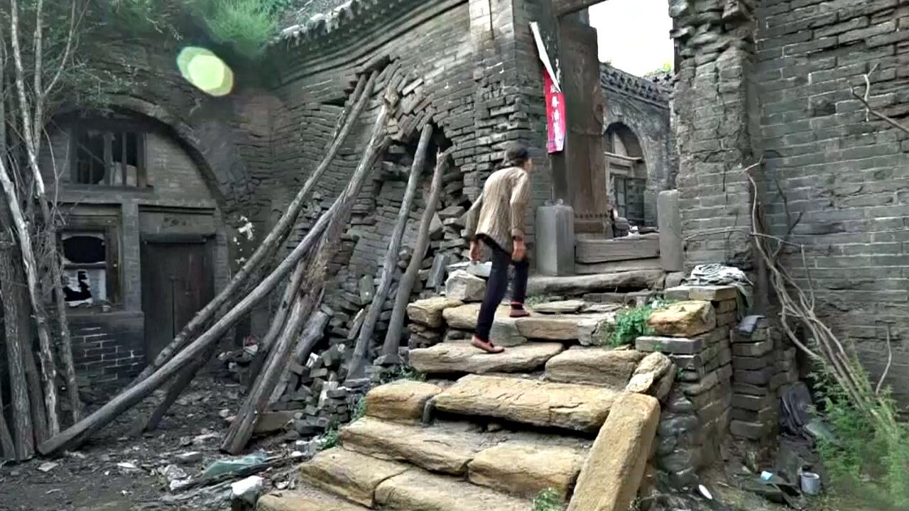 Угольная добыча разрушила почву городов и сёл Китая