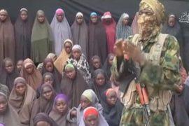 «Боко Харам» показала третье видео с похищенными школьницами