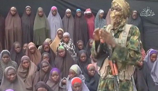 «Боко Харам» обнародовала видеозапись с50-тью пропавшими вминувшем году школьницами