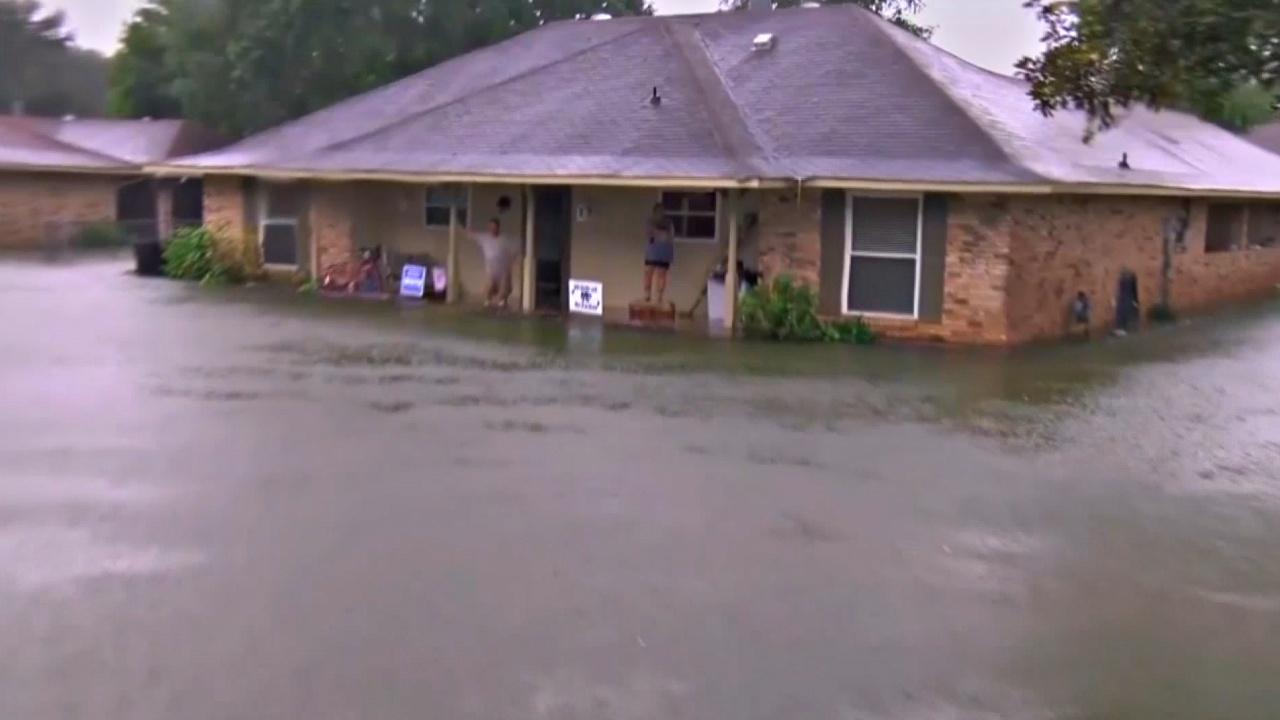 Историческое наводнение в Луизиане: есть жертвы