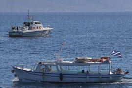 Греция: катер врезался в прогулочное судно, есть жертвы